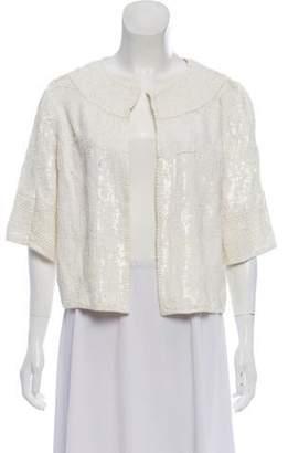 Calypso Sequin Embellished Jacket