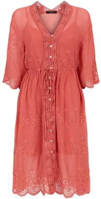 AllSaints Aileen Zinnia Dress