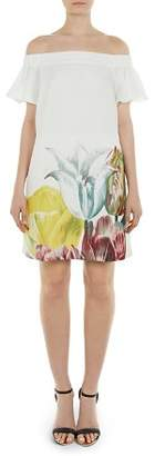 Ted Baker Nayylee Tranquility Tunic-Style Romper