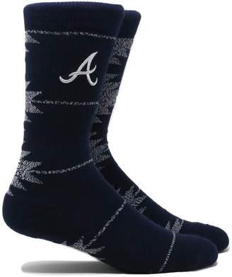 Men's Atlanta Braves Camouflage Crew Socks