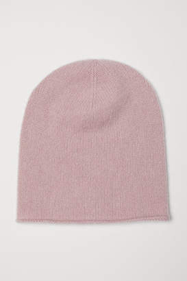 H&M Cashmere Hat - Pink
