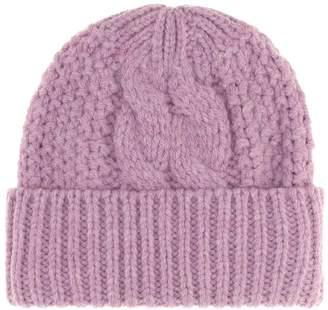 Acne Studios Kilian cable-knit beanie