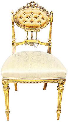 Admirable Vanity Chairs With Backs Shopstyle Creativecarmelina Interior Chair Design Creativecarmelinacom