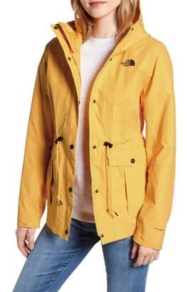 4d5edbcc554 The North Face Zoomie Waterproof Rain Jacket