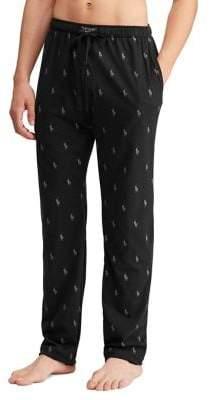 Polo Ralph Lauren Oxford Knit Cotton Sweatpants
