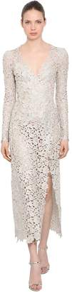 Ermanno Scervino Lace & Tulle Dress