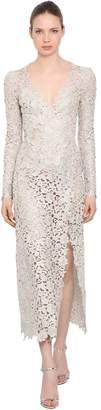 Ermanno Scervino Lace & Tulle Dress