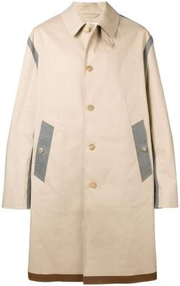 MACKINTOSH oversized trench coat
