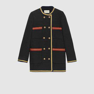 Gucci Light tweed jacket