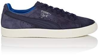 Puma Men's Clyde Normcore Suede Sneakers