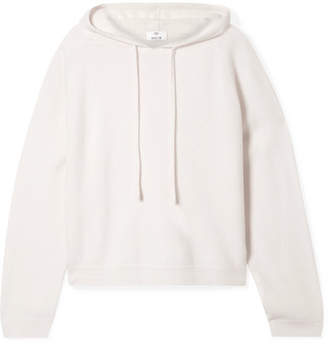 Allude Wool And Cashmere-blend Hoodie