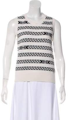 Chanel 2017 Cashmere Top
