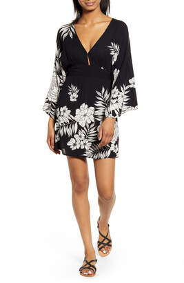 Billabong Take The Plunge Minidress
