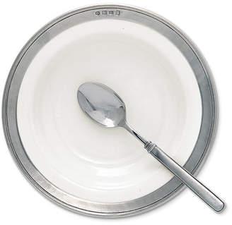 Match Pewter Convivio Soup/Pasta Bowl