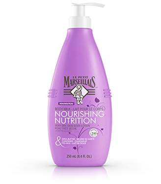 Le Petit Marseillais Milk Nourishing Body Lotion