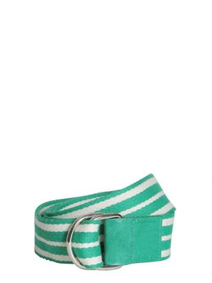 RED Valentino Striped Band Belt