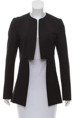 Derek Lam Wool Open Front Coat