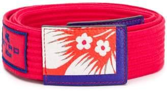 Etro printed woven belt