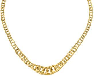 14K Gold Cuban Link Necklace, 7.8g
