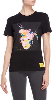 Calvin Klein Jeans Warhol Portrait Graphic Tee