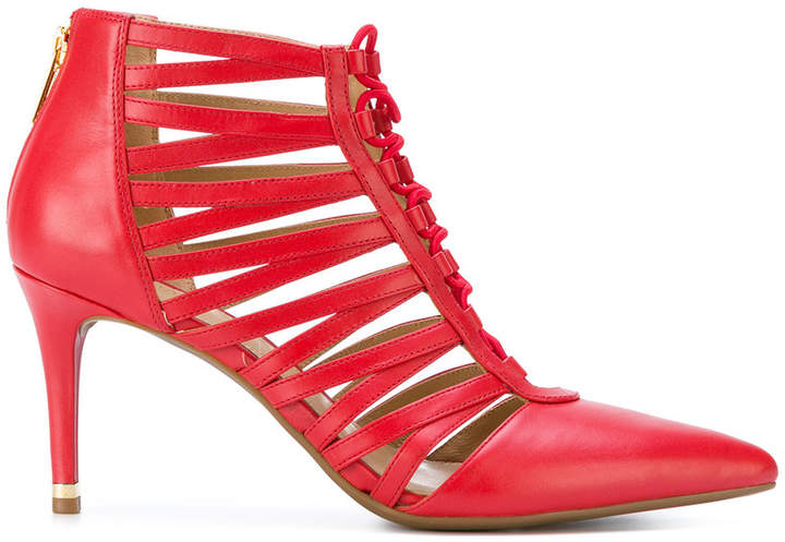 Michael Kors low caged shoes