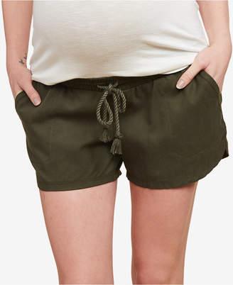 Jessica Simpson Maternity Pull-On Shorts