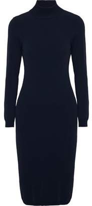 Autumn Cashmere Cutout Stretch-Knit Dress