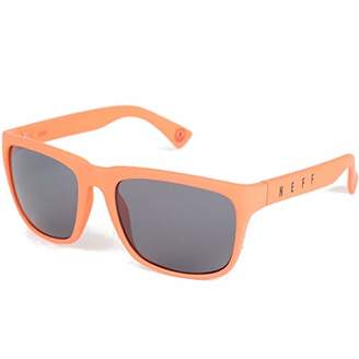 Neff Adult's Chip Square Shaped Sunglasses UVA UVB Protective Unisex
