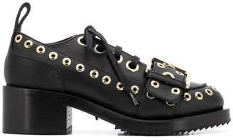 No.21 lace-up shoes