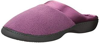 Isotoner Women's Microterry Pillowstep Clogs