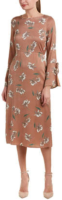 DAY Birger et Mikkelsen LE LIS Le Lis Floral Midi Dress