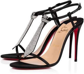 8437f584c2c9 Christian Louboutin Black Women s Sandals - ShopStyle
