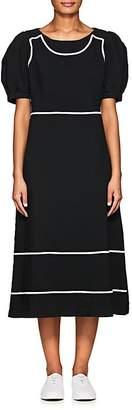 Comme des Garcons Women's Piqué A-Line Dress
