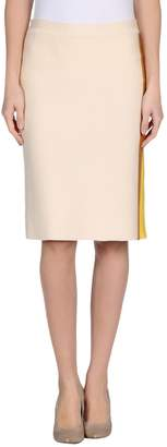 Band Of Outsiders Knee length skirts - Item 35238427TN