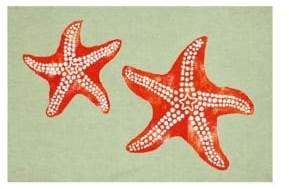Liora Manné Visions III Star Fish Indoor/Outdoor Mat