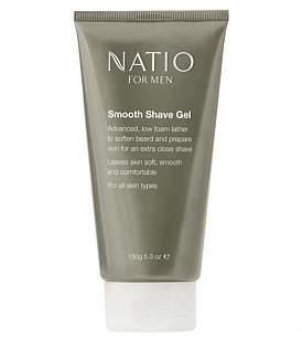 Natio Men'S Smooth Shave Gel 150G