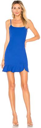 by the way. Shayla Ruffle Mini Dress