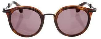 Moncler Tortoiseshell Tinted Sunglasses