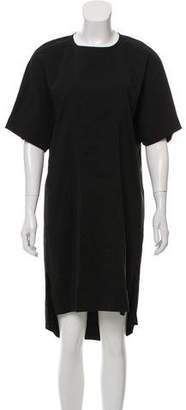 Christian Wijnants Linen Shift Dress