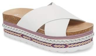BP Torri Platform Slide Sandal (Women)