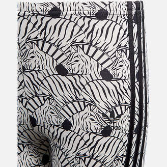 adidas Girls Zebra Leggings