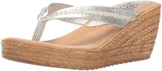Sbicca Women's Zippa Wedge Sandal