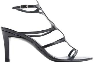 Helmut Lang Leather Heels
