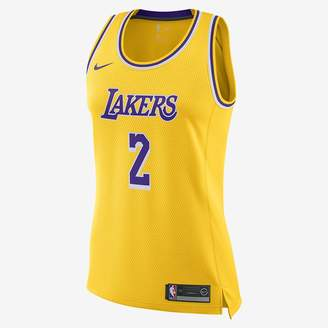 Nike Brandon Ingram Icon Edition Swingman (Los Angeles Lakers) Women's NBA Connected Jersey