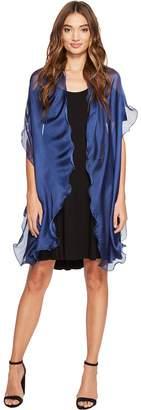 Lauren Ralph Lauren Penelope Ruffle Wrap Women's Clothing