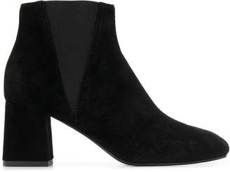 Pollini heeled ankle boots