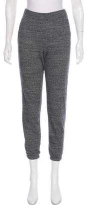 Alexander Wang High-Rise Skinny Sweatpants