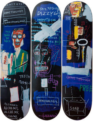 The Skateroom Jean-michel basquiat's horn players, 1983