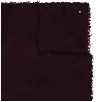 Ann Demeulemeester classic cashmere scarf