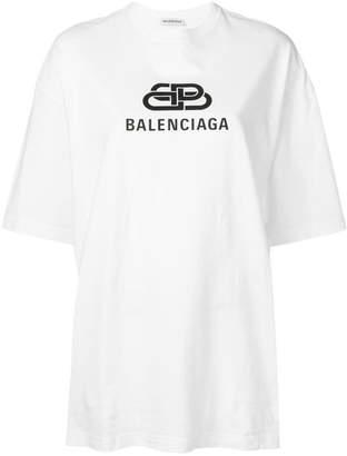 Balenciaga (バレンシアガ) - Balenciaga BB ロゴ Tシャツ